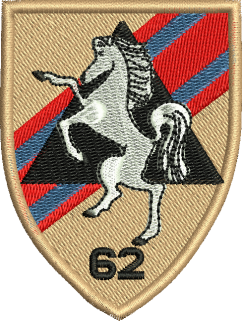 62 FD SP SQN Embroidered Badge
