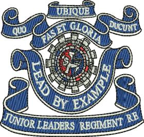Jnr Leaders RE Embroidered Polo Shirt