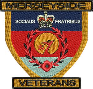 Merseyside Embroidered Polo Shirt