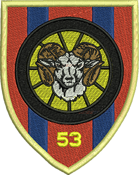 53 Fld Sqn Badge