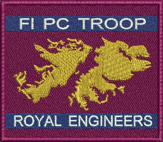Fl PC Troop Badge