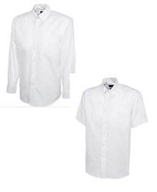BRITISH EX PAT CLUB OXFORD SHIRT