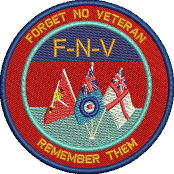 FNV Embroidered Badge