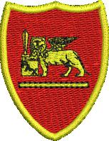 NATO Embroidered Badge