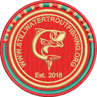 STF Embroidered Iron on Badge